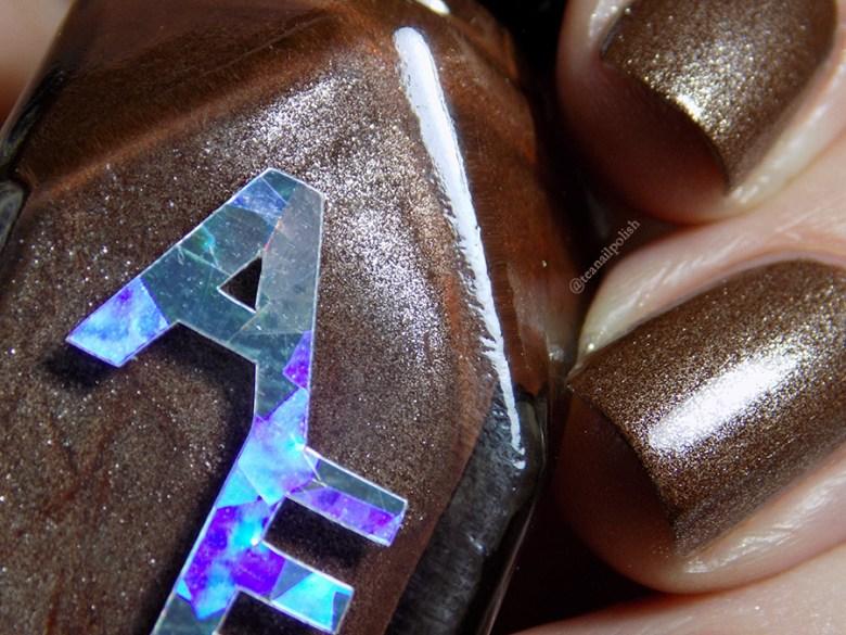 Alter Ego - Clever Girl - Artificial Lighting Closeup