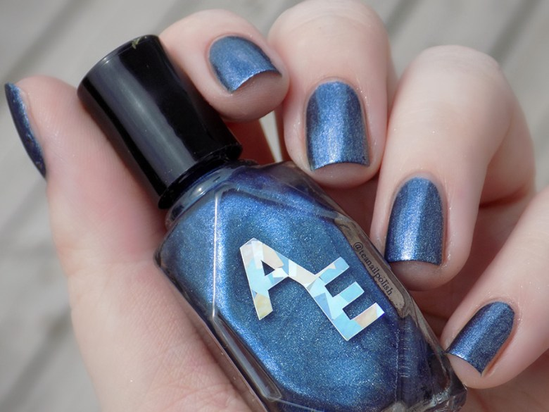 Alter Ego - Hold Onto Your Butts - Swatch in Natural Light 2