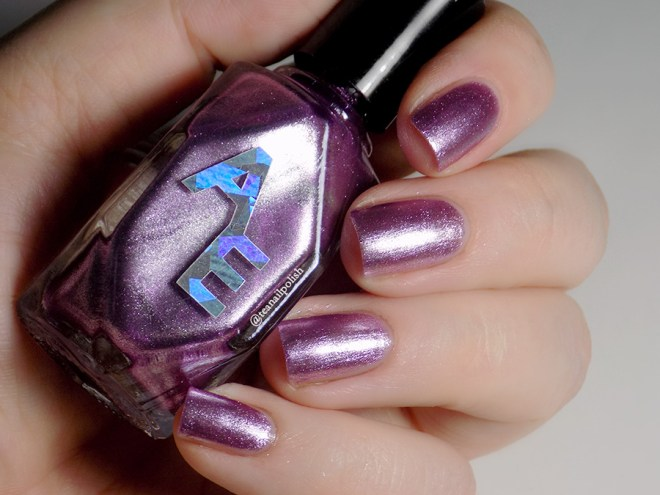 Alter Ego - Nice Boy - Swatch in Artificial Lighting 2