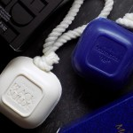 Avon Soap on a Rope in Mesmerize and Black Suede Reviews