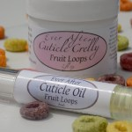 Ever After Fruit Loops Cuticle Crelly and Cuticle Oil Pen Reviews