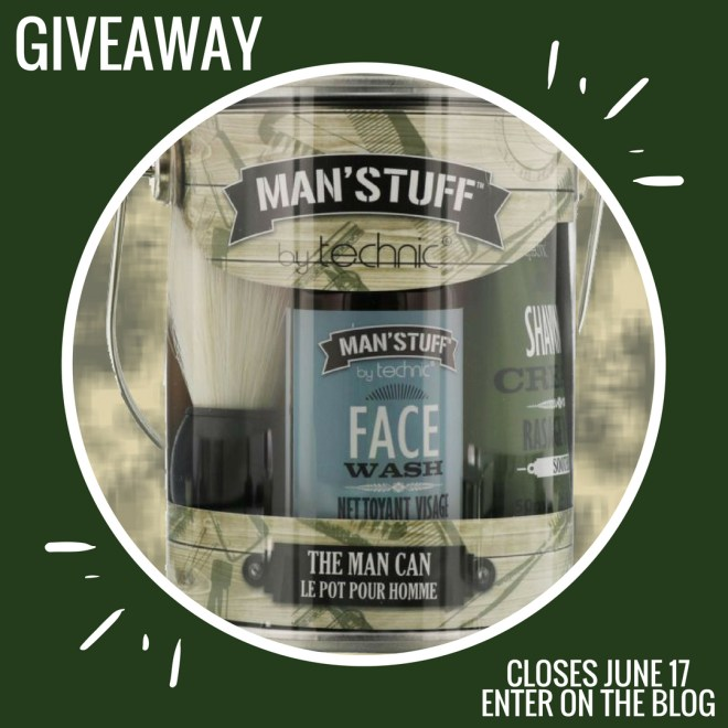 FarleyCo ManStuff Man Can Giveaway - Insta