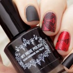 My Indie Polish Rat Rod Paint Job Swatches and Review - Artificial Light