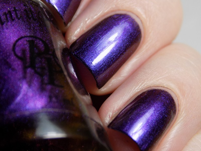 Paint it Pretty Polish - Purple Royale - Swatches and Review 1