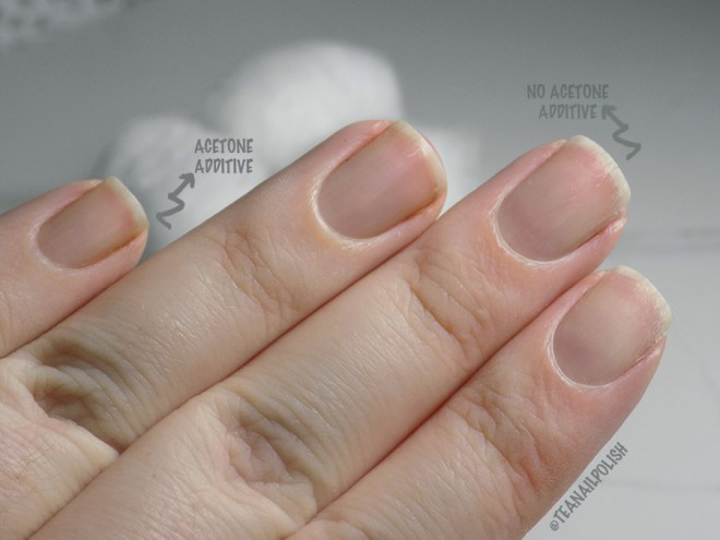 Why You Need Acetone Additive - Girly Bits OMG Becky Look At Her Acetone Review Swatches