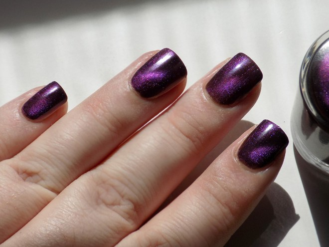 Paint it Pretty Polish Magnetic Moment - Swatch - Indoor Lighting and Natural