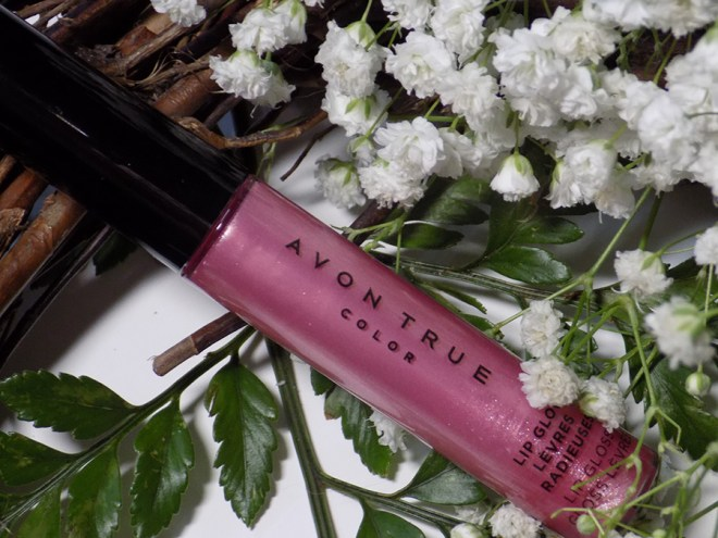 Avon True Color Lip Glow in Aura