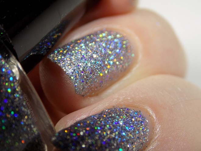 Ciate Star Struck Nail Polish Swatches - Holo Macro