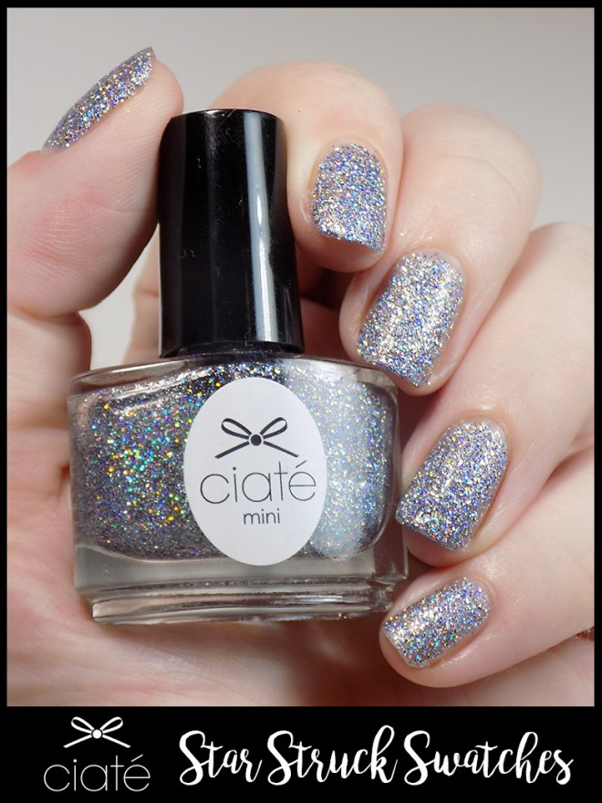 Ciate Star Struck Nail Polish Swatches