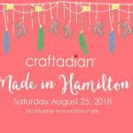 Craftadian Made in Hamilton