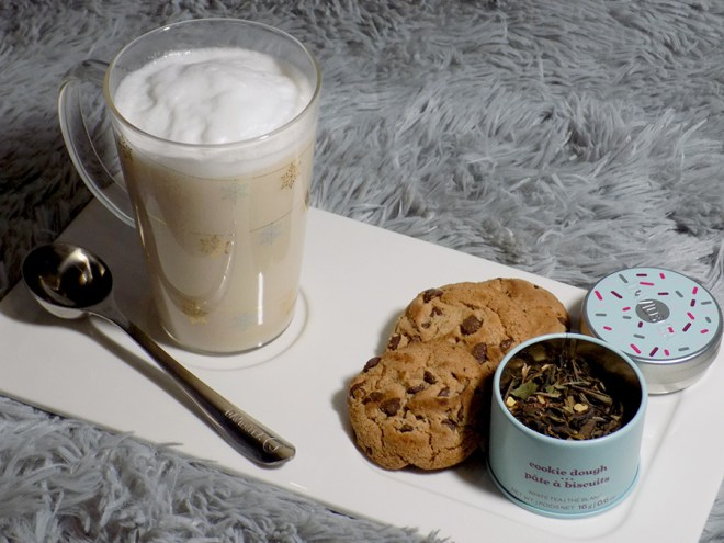 DAVIDsTEA Cookie Dough Tea Latte Reviews