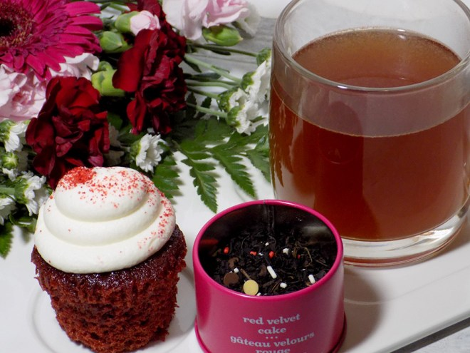DAVIDsTEA Red Velvet Cake Tea Review
