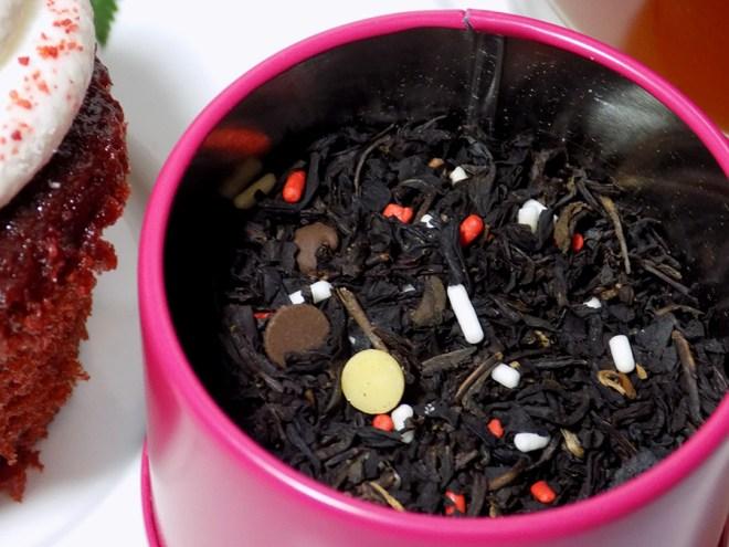 DAVIDsTEA Red Velvet Cake tea Ingredients