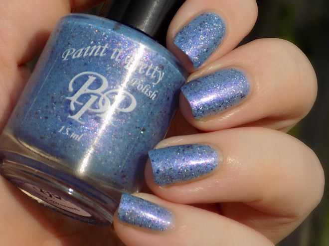 Paint it Pretty Polish Was Summer A Dream - Sept 2018 Swatches