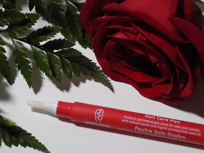 Weleda Nail Care Pen Review