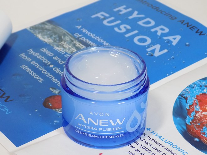 Avon Anew Hydra Fusion Gel Cream Review