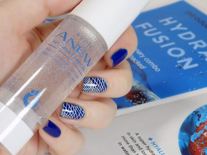 Avon Anew Hydra Fusion Serum Review