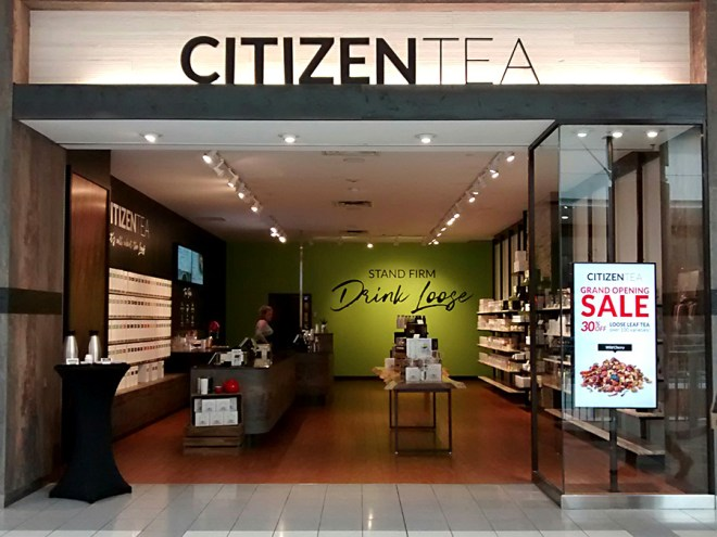 Citizen Tea Mapleview Mall Store Review