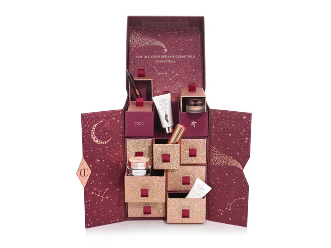 Charlotte Tilbury Beauty Advent Calendar 2018 Canada