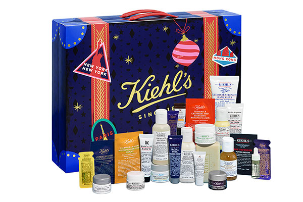 Kiehls Beauty Advent Calendar Canada 2018