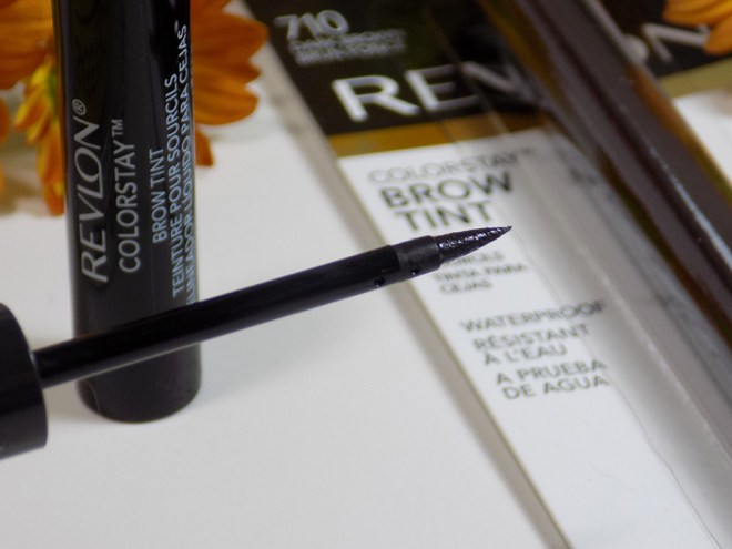 Revlon Colorstay Brow Tint in Soft Black and Dark Brown Reviews