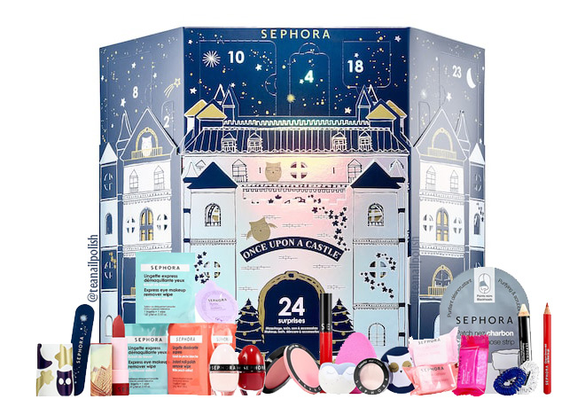 Sephora Collection Beauty Advent Calendar 2018