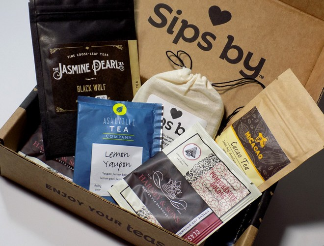 Sips by October 2018 Box