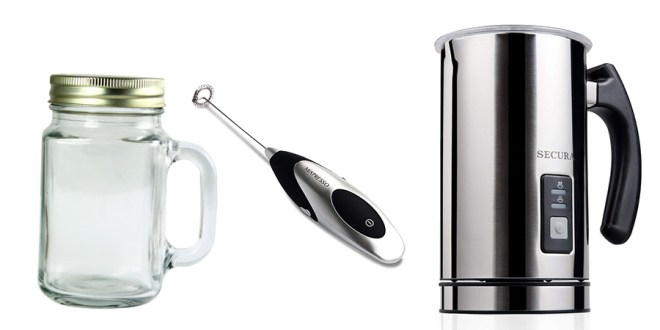 Cheap Milk Frothers for Tea Lattes Canada