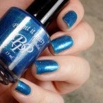 Paint it Pretty Polish PPU I Am The Only One Of My Kind Swatches 2