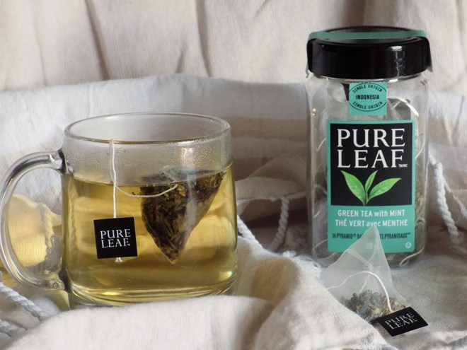 Pure Leaf Green Tea with Mint Review 2