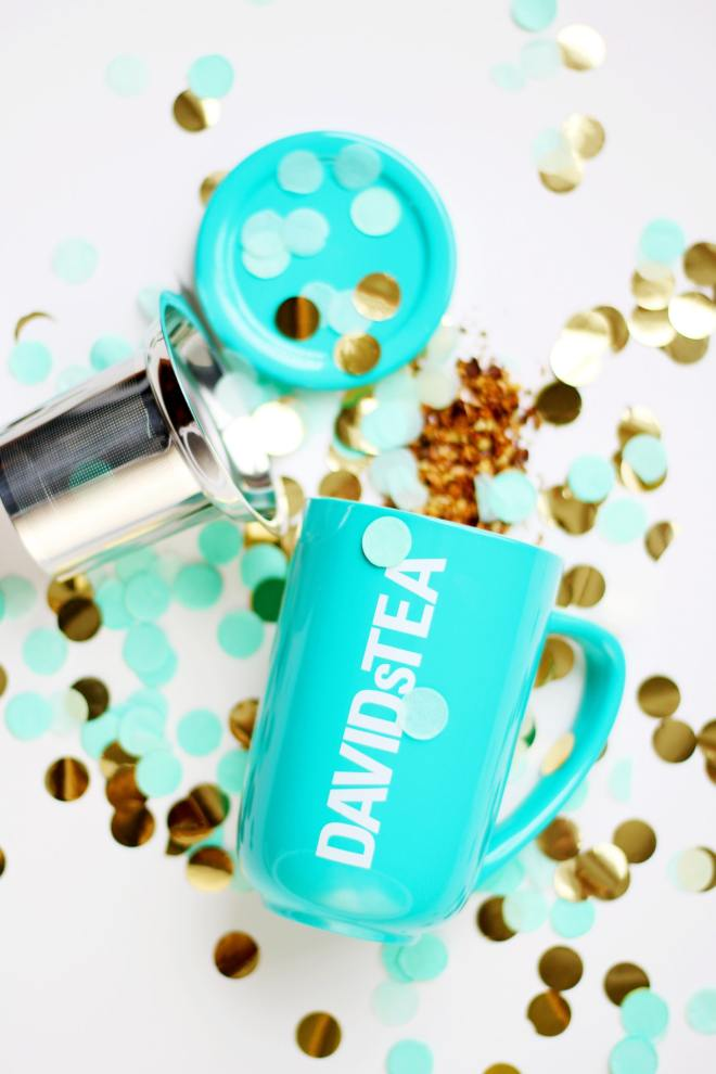 How to save money shopping at DAVIDsTEA 2