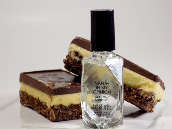Alter Ego Nanaimo Bar Scented Acetone Additive NaNa In My Opinion