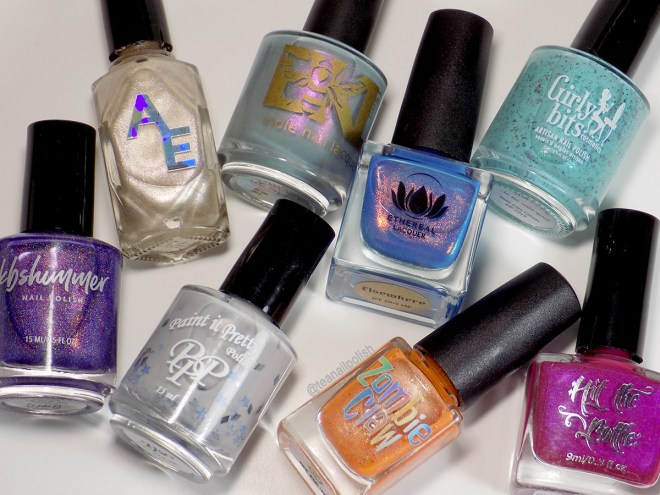Indie Expo Canada 2019 VIP Bag Polishes