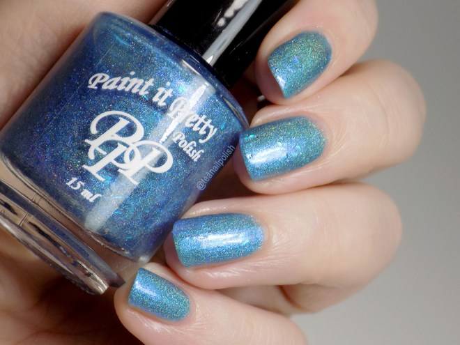 Paint it Pretty IEC Blue Jays Way - swatch
