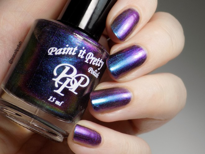 Paint it Pretty Polish - Not The Birdy Boiler - Swatch