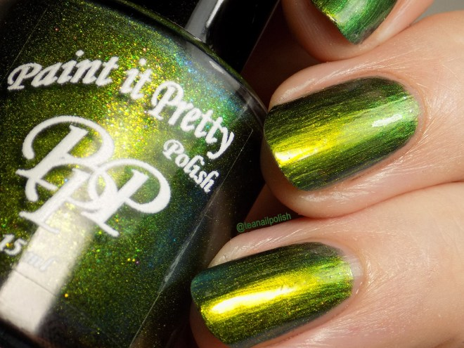 Paint it Pretty Polish - Remember Who You Are - Swatch Closeup