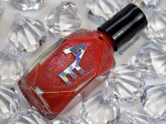 Alter Ego Worst Prom Ever - Carrie Inspited Makers Dozen Polish - Bottle