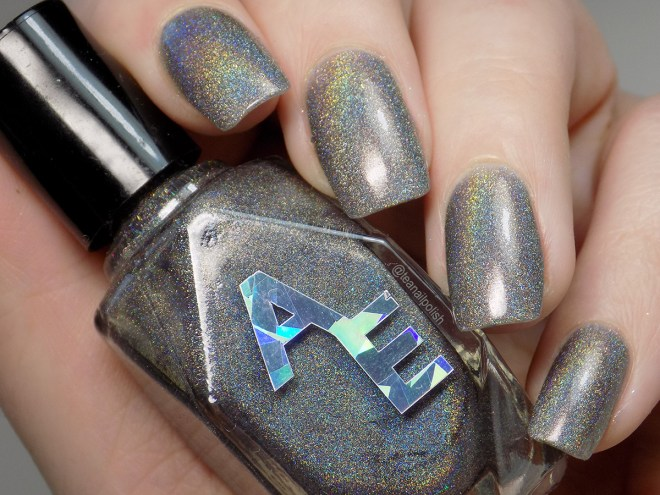 Alter Ego Get The Snow Off The Road - PPU Dec 2019 - Swatches 1