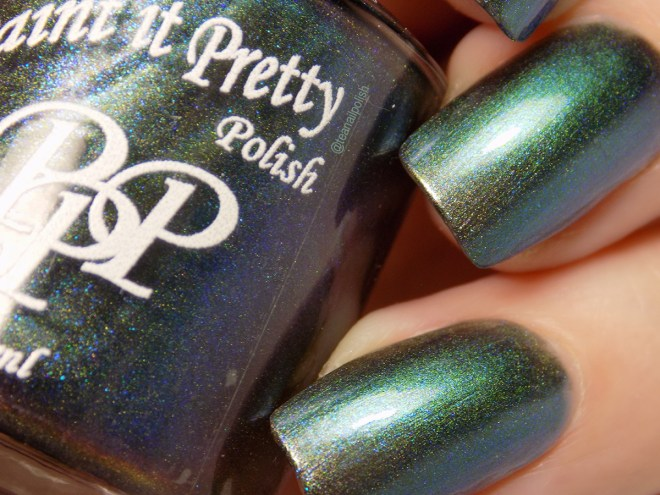 Paint it Pretty Polish I Believe Swatches 2