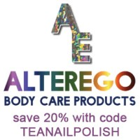 Alter Ego Nail Polish Coupon Code TNP