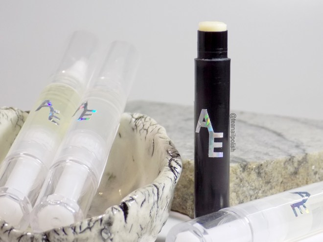 Alter Ego Hit the Spot and Cuticle Oil Pens