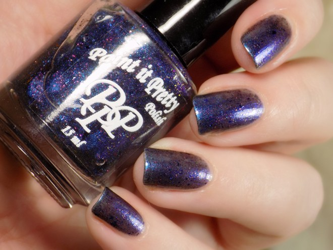 Paint it Pretty Polish - The Lost City Swatches 3