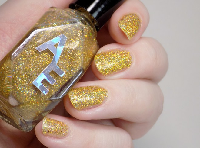 Alter Ego Polished Gamers Search for Hearts of Gold Swatches 3