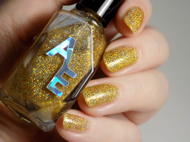 Alter Ego Polished Gamers Search for Hearts of Gold Swatches 4