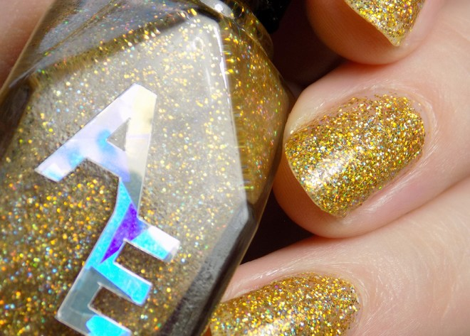 Alter Ego Polished Gamers Search for Hearts of Gold Swatches 5