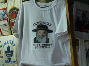 Zapatero: don't worry, be Jewish