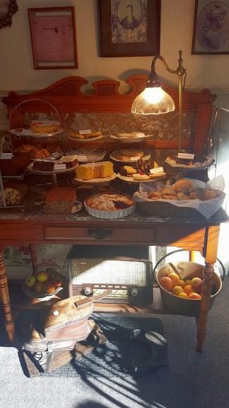 Clarinda's Tea Room Edinburgh