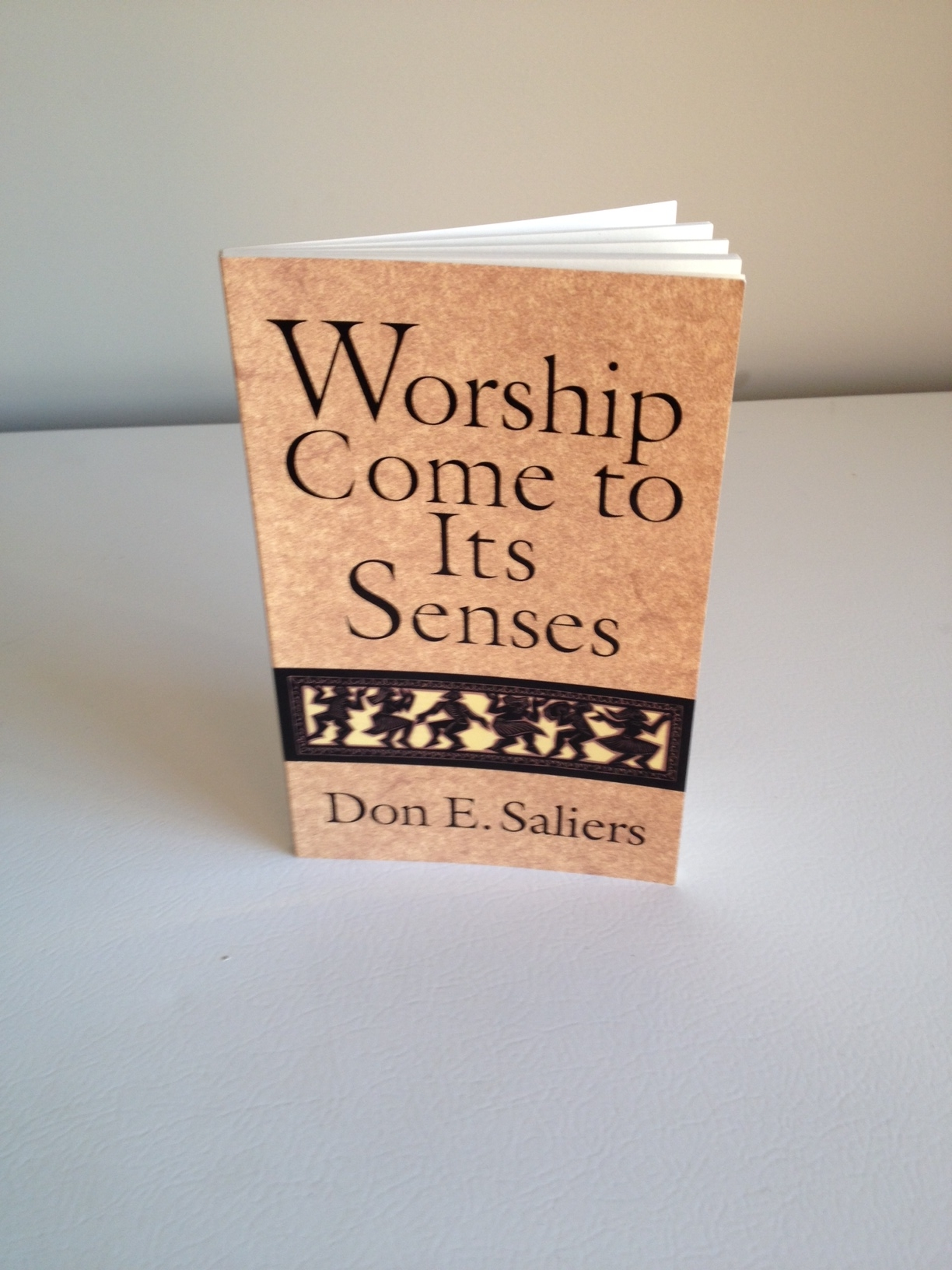 Book Review-Worship Come to Its Senses – Tea and Theology