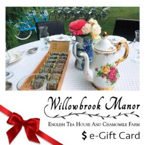 e-Gift Card Certificates!