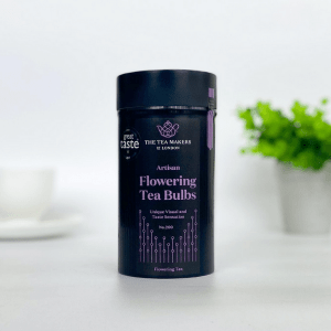 The Tea Makers of London Flowering Tea Bulbs Caddy